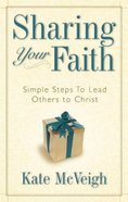 Sharing Your Faith eBook