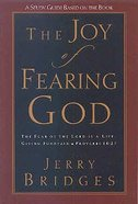 The Joy of Fearing God (Study Guide) Paperback