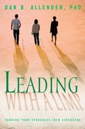 Leading With a Limp Hardback