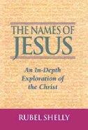 Names of Jesus Hardback