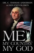 Me, My Country, My God Hardback