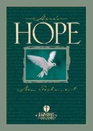 HCSB Here's Hope New Testament Paperback