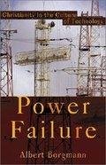 Power Failure Paperback