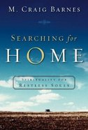 Searching For Home Paperback