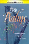 The One Year Book of Psalms CD
