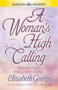 A Women's High Calling CD