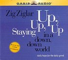 Staying Up Up Up in a Down Down World CD