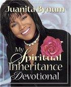 My Spiritual Inheritance Devotional Hardback