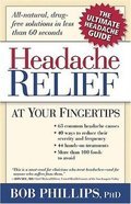 Headache Relief At Your Fingertips