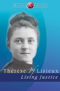 Therese of Lisieux Paperback