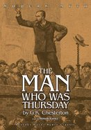 The Man Who Was Thursday (Mp3) CD