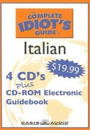 Complete Idiot's Guide to Italian 1 CD