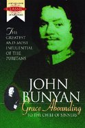 John Bunyan: Grace Abounding Paperback