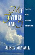 My Father and I Paperback