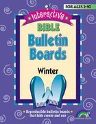 Interactive Bible Bulletin Boards: Winter Paperback