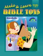Grades 1&2 (Reproducible) (Make And Learn Bible Toys Series) Paperback