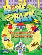 Home and Back: Grades 3&4 (Reproducible) Paperback