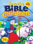 Ages 4&5 (Reproducible) (Favourite Bible Children Series) Paperback