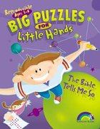 Big Puzzles For Little Hands: The Bible Tells Me So (Reproducible) Paperback