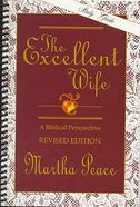 The Excellent Wife (Study Guide) Paperback