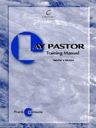 Lay Pastor Training Manual (Teacher's Guide) Paperback