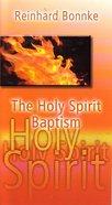 Holy Spirit Baptism (Booklet) Booklet