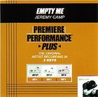 Empty Me (Accompaniment) CD