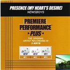 Presence (Accompaniment) (My Hearts Desire)