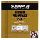 Yes I Believe in God (Accompaniment) CD