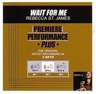 Wait For Me (Accompaniment) CD