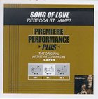 Song of Love (Accompaniment) CD