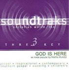 God is Here (Accompaniment) CD