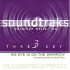 His Eye is on the Sparrow (Accompaniment) CD