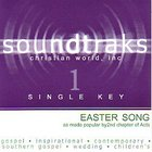 Easter Song (Accompaniment) CD
