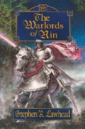 The Warlords of Nin (#02 in Dragon King Trilogy Series) Paperback
