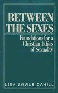 Between the Sexes Paperback