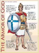Wall Chart: Armor of God Chart/card
