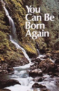 You Can Be Born Again (25 Pack)