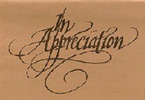 In Appreciation (25 Pack)