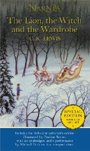 Narnia #02: Lion, the Witch and the Wardrobe, the (Book & CD) (#02 in Chronicles Of Narnia Series)