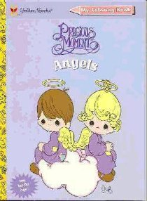 Angels (Precious Moments) (Golden Books Series)