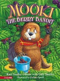 Mooki, the Berry Bandit (Mooki Series)