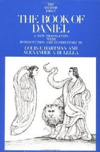 The Anchor: Book of Daniel (#23 in Anchor Bible Commentaries Series)