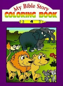 My Bible Story Coloring Book #04