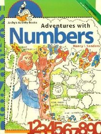 Archys Activity Book: Adventures With Numbers
