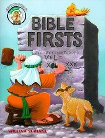 Bible Firsts
