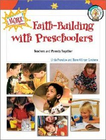 More Faith-Building With Preschoolers
