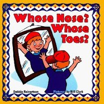 Whose Nose? Whose Toes?