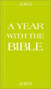 A Year With the Bible 2003 (10 Pack)