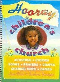 Hooray For Childrens Church